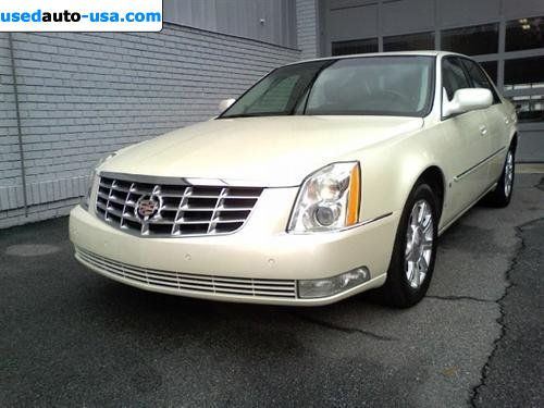 for sale 2009 passenger car cadillac dts sedan 4d duluth. Black Bedroom Furniture Sets. Home Design Ideas