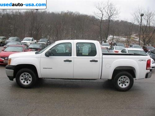 for sale 2010 passenger car gmc sierra 1500 work truck pittsburgh insurance rate quote price. Black Bedroom Furniture Sets. Home Design Ideas