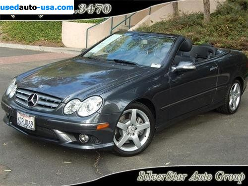 For sale 2008 passenger car mercedes clk 2008 mercedes for Mercedes benz insurance cost