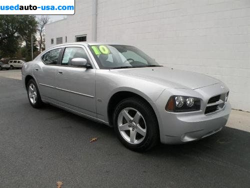 for sale 2010 passenger car dodge charger sxt charleston. Black Bedroom Furniture Sets. Home Design Ideas
