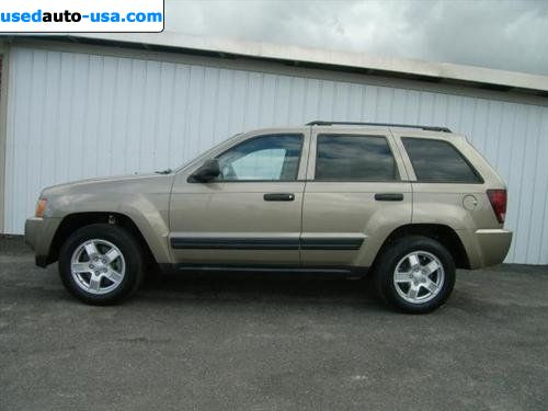 For Sale 2005 Passenger Car Jeep Grand Cherokee Cherokee
