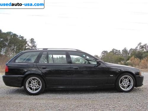 for sale 2003 passenger car bmw 5 series sport wagon. Black Bedroom Furniture Sets. Home Design Ideas