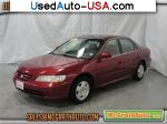 Honda Accord Sedan EX w/Leather  used cars market