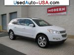 Chevrolet Traverse LTZ  used cars market
