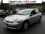 Dodge Neon Base  used cars market