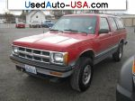 Chevrolet Blazer S-10  used cars market