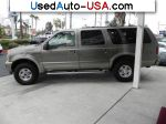 Ford Excursion Eddie Bauer  used cars market