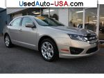Ford Fusion SE  used 