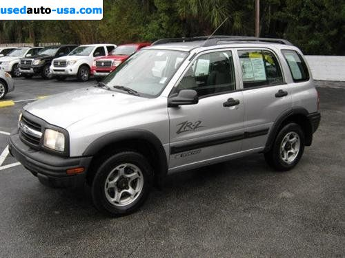 New Smyrna Chevy >> For Sale 2001 passenger car Chevrolet Tracker ZR2, New Smyrna Beach, insurance rate quote, price ...