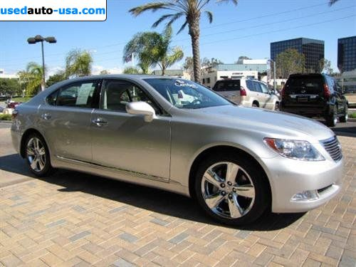 for sale 2008 passenger car lexus ls 460 lwb newport beach insurance rate quote price 48995. Black Bedroom Furniture Sets. Home Design Ideas
