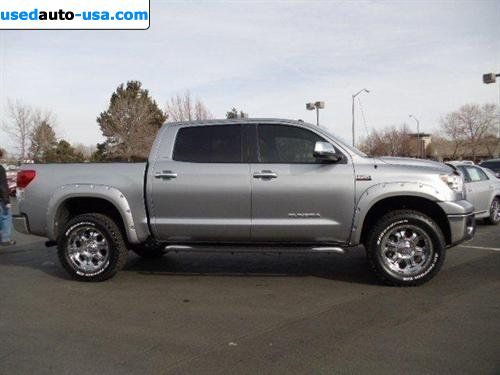 for sale 2010 passenger car toyota tundra ltd fort collins insurance rate quote price 48975. Black Bedroom Furniture Sets. Home Design Ideas
