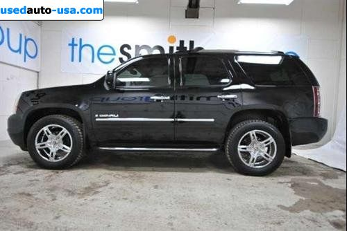 Car Market in USA - For Sale 2009  GMC Yukon Denali
