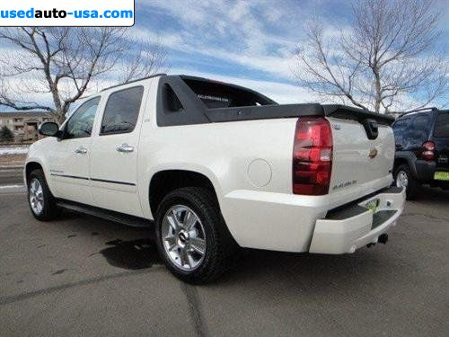 for sale 2010 passenger car chevrolet avalanche ltz fort. Black Bedroom Furniture Sets. Home Design Ideas