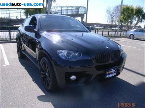 for sale 2009 passenger car bmw x6 awd 4dr suv torrance insurance rate quote price 53998. Black Bedroom Furniture Sets. Home Design Ideas