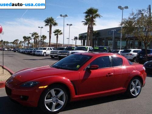 Mazda Rx 8 2004. For Sale 2004 Mazda RX 8 2004