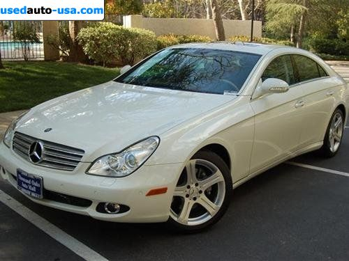For sale 2007 passenger car mercedes cls 2007 mercedes for Mercedes benz insurance cost
