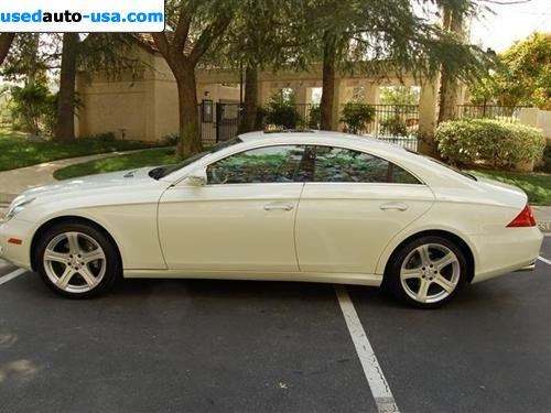 For sale 2007 passenger car mercedes cls 2007 mercedes for Silver star mercedes benz thousand oaks