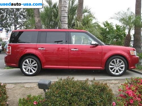 for sale 2010 passenger car ford flex limited w ecoboost north hills insurance rate quote. Black Bedroom Furniture Sets. Home Design Ideas