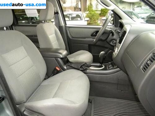 For Sale 2005 Passenger Car Ford Escape Hybrid Irvine Insurance