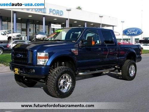 for sale 2008 passenger car ford f 250 super duty sacramento insurance rate quote price 42994. Black Bedroom Furniture Sets. Home Design Ideas