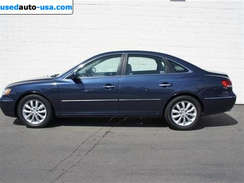 Car Market in USA - For Sale 2006  Hyundai Azera Limited Sedan 