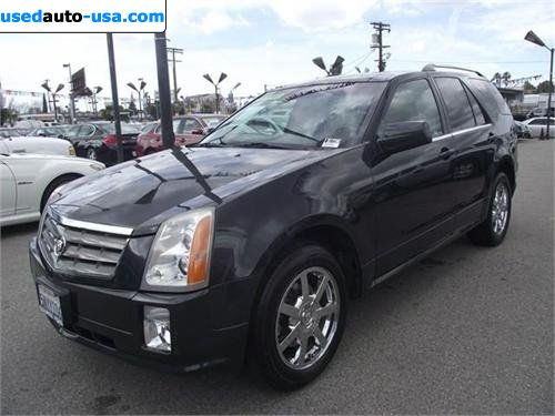 for sale 2005 passenger car cadillac srx v8 north hollywood insurance rate quote price 18999. Black Bedroom Furniture Sets. Home Design Ideas
