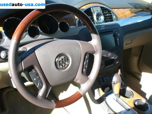 Car Market in USA - For Sale 2011  Buick Enclave CXL-  2
