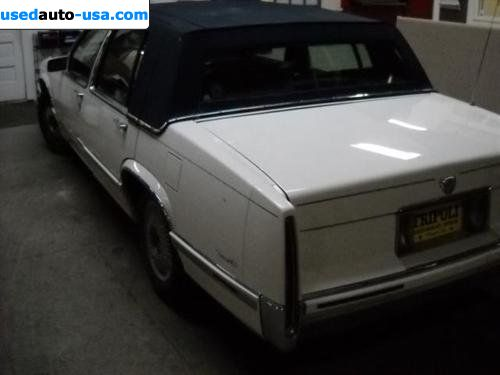 Car Market in USA - For Sale 1993    1993 Cadillac DeVille