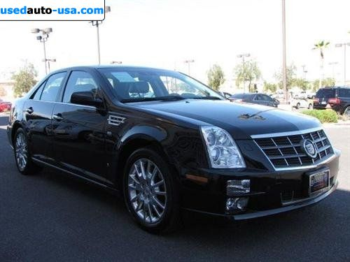 for sale 2008 passenger car cadillac sts awd w 1sg. Black Bedroom Furniture Sets. Home Design Ideas