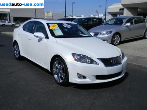 for sale 2010 passenger car lexus is 250 250 sport sedan. Black Bedroom Furniture Sets. Home Design Ideas