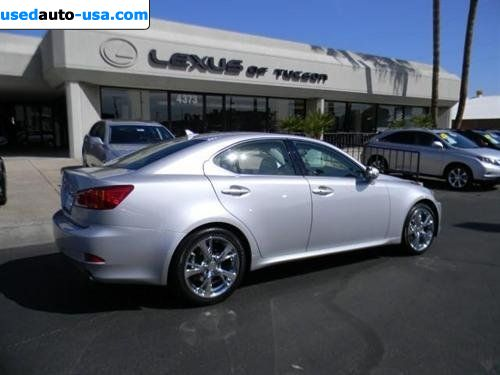 For Sale 2010 passenger car Lexus IS 250 250 Sport Sedan