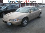 Pontiac Grand Prix Prix SE  used cars market