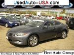 Honda Accord Coupe EX-L  used cars market