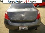 Car Market in USA - For Sale 2008  Honda Accord Coupe   EX-L