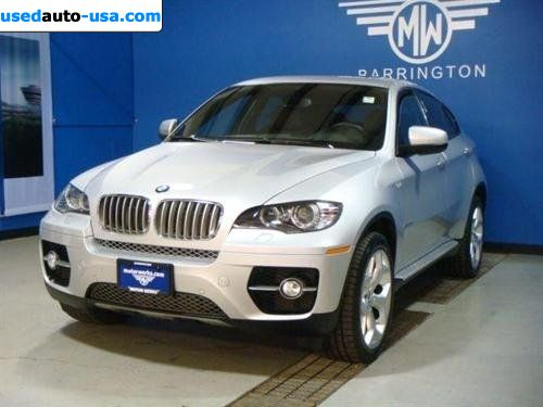 for sale 2010 passenger car bmw x6 awd 4dr suv barrington insurance rate quote price 65900. Black Bedroom Furniture Sets. Home Design Ideas
