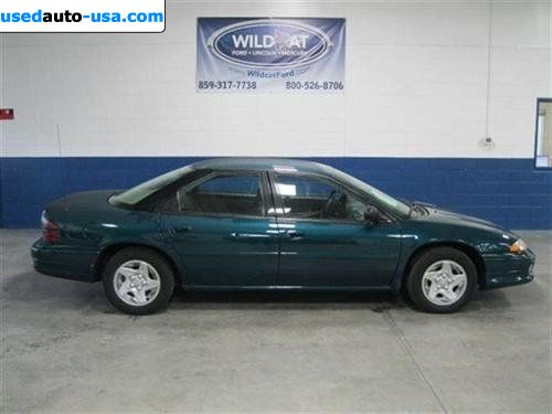 Sale 1996 Dodge Intrepid