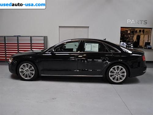 for sale 2011 passenger car audi a8 4 2 quattro awd oakland insurance rate quote price 89999. Black Bedroom Furniture Sets. Home Design Ideas
