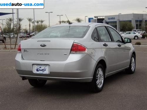 Car Market in USA - For Sale 2011  Ford Focus SE