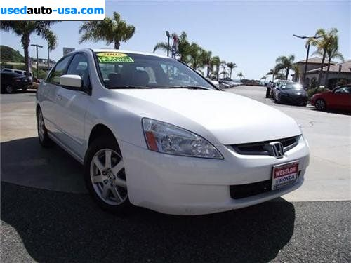 For Sale Passenger Car Honda Accord Sedan EXLV AT San Juan - Accord for sale
