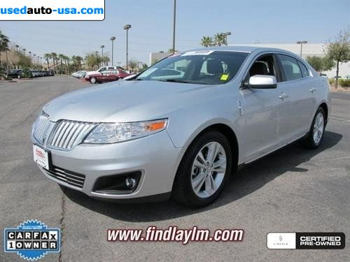 for sale 2010 passenger car lincoln mks 2010 lincoln mks henderson insurance rate quote price. Black Bedroom Furniture Sets. Home Design Ideas