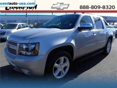 for sale 2010 passenger car chevrolet avalanche ltz reno insurance rate quote price 49984. Black Bedroom Furniture Sets. Home Design Ideas