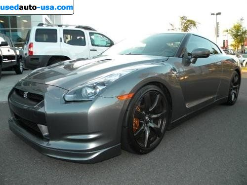 for sale 2010 passenger car nissan gt r premium hawthorne insurance rate quote price 68993. Black Bedroom Furniture Sets. Home Design Ideas