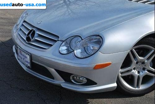 For sale 2007 passenger car mercedes sl 2007 mercedes benz for Mercedes benz arlington service center