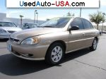 Car Market in USA - For Sale 2001  KIA Rio 4dr Sdn Manual 