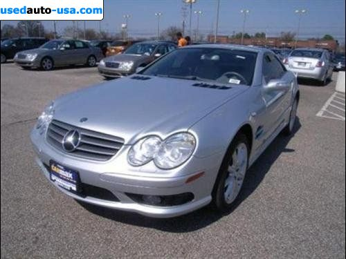 For sale 2006 passenger car mercedes sl 2006 mercedes benz for Mercedes benz insurance cost