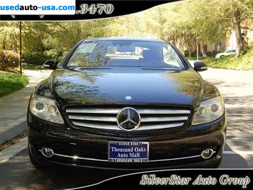 For sale 2008 passenger car mercedes cl 2008 mercedes benz for Silver star mercedes benz thousand oaks