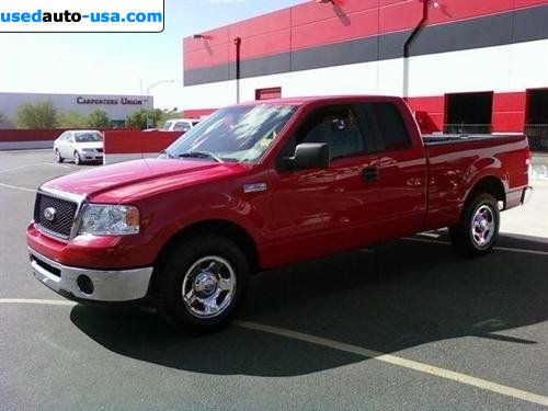 For Sale 2008 Passenger Car Ford F 150 2wd Supercab 145