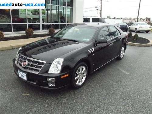 for sale 2008 passenger car cadillac sts awd w 1sb. Black Bedroom Furniture Sets. Home Design Ideas