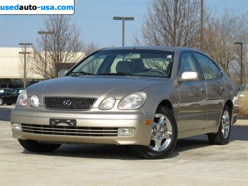 for sale 2000 passenger car lexus gs 400 trade in dayton insurance rate quote price 7000. Black Bedroom Furniture Sets. Home Design Ideas