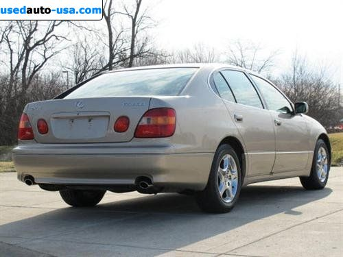 Wonderful For Sale 2000 Passenger Car Lexus GS 400 TRADE IN Dayton